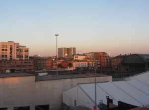 King's Cross Skyline