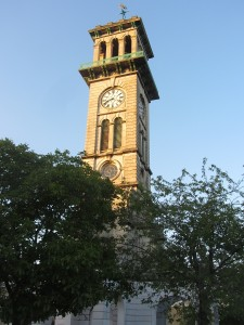 Market Clocktower