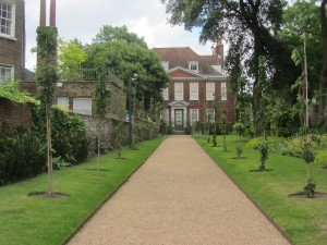 Fenton House view